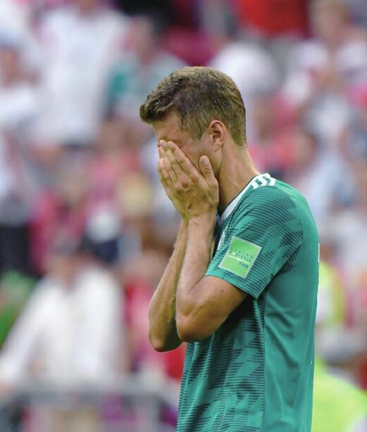 德国队0:2不敌韩国队 爆冷卫冕冠军回家