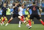 今夜没有童话!克罗地亚4-3丹麦 舒梅切尔3拒点球