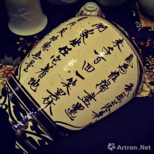 人间词画 磁州窑的装饰艺术