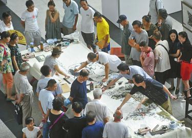 第六届济南艺博会将于8月24日开幕
