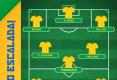巴西提前公布首发 内马尔不是队长!费尔南迪尼奥顶替卡塞米罗