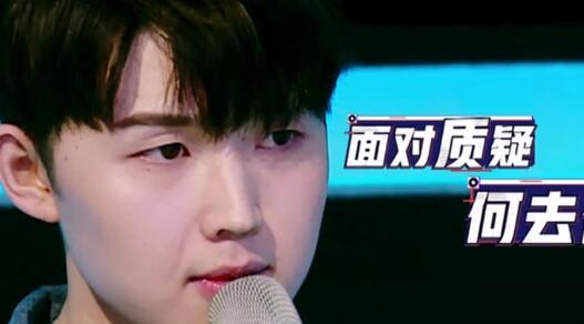 明日之子:华晨宇怼李袁杰 民谣界郭德纲晓月戏腔唱法独特