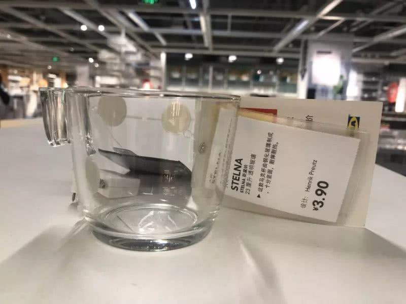 杯子把人炸晕!水杯自爆案一审 当心:宜家3块9的这款杯子仍在卖!