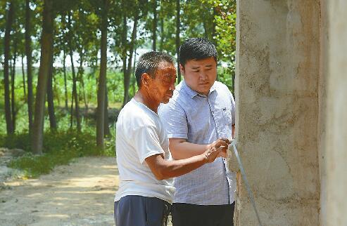"""商河县在济率先试点规范宅基地使用乡村振兴背景下的""""一户一宅""""试验"""