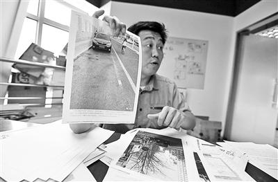 北京一市民为400元罚单起诉交警 两年三次庭审后终胜诉