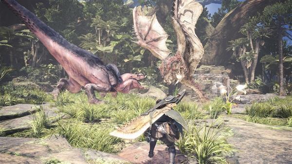 《怪物猎人》PC版8月10日发售 配置详情公布