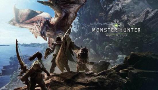 《怪物猎人:世界》PC版发售时间曝光
