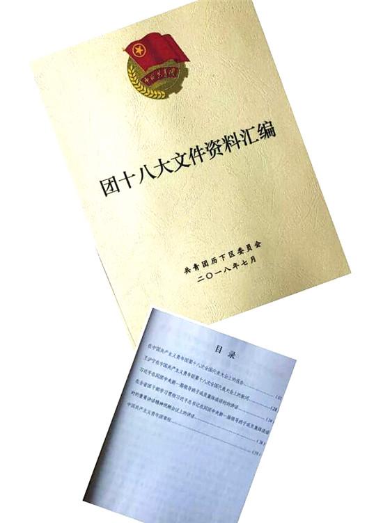 共青团历下区委召开学习宣传贯彻团十八大精神专题会议