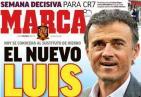 西班牙新帅恩里克上线 前巴萨主教练接替耶罗执教西班牙队
