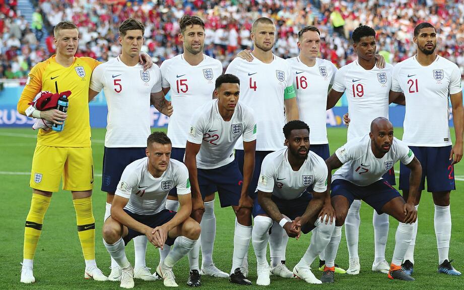 三狮军团PK格子军团 世界杯半决赛英格兰队VS克罗地亚队