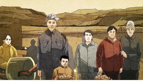 微视频:从黄土地走来的人民领袖