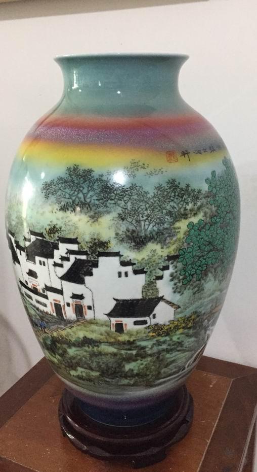 来艺博会,赏熊文波陶瓷艺术