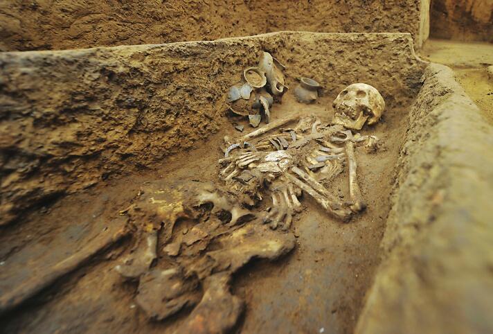 5000年前济南人 走进国家博物馆