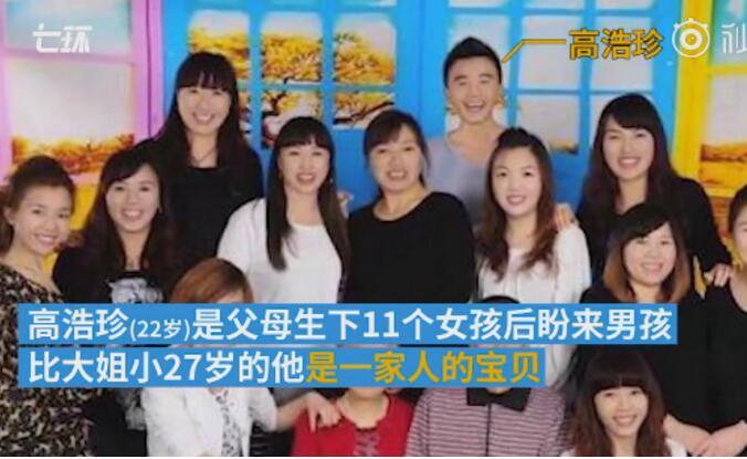 11个姐姐帮买房 众姐姐合资23万给小弟弟买婚房