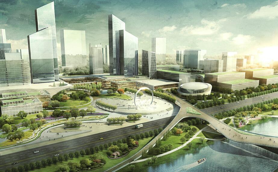 凤凰平台重庆时时彩:最美小清河该是何模样?3套入围设计方案公开征求意见建议
