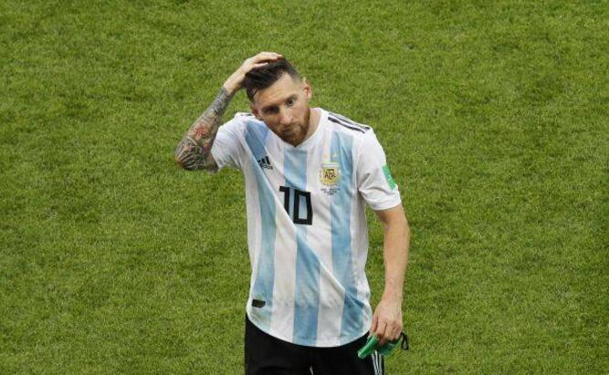 错怪梅西了!阿根廷输给冠亚军 命中注定的隐形死亡之组