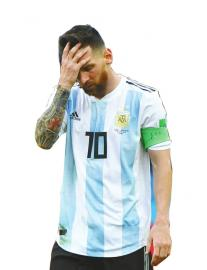 遇上隐形死亡之组注定凉凉?阿根廷输给冠亚军 无可奈何花落去