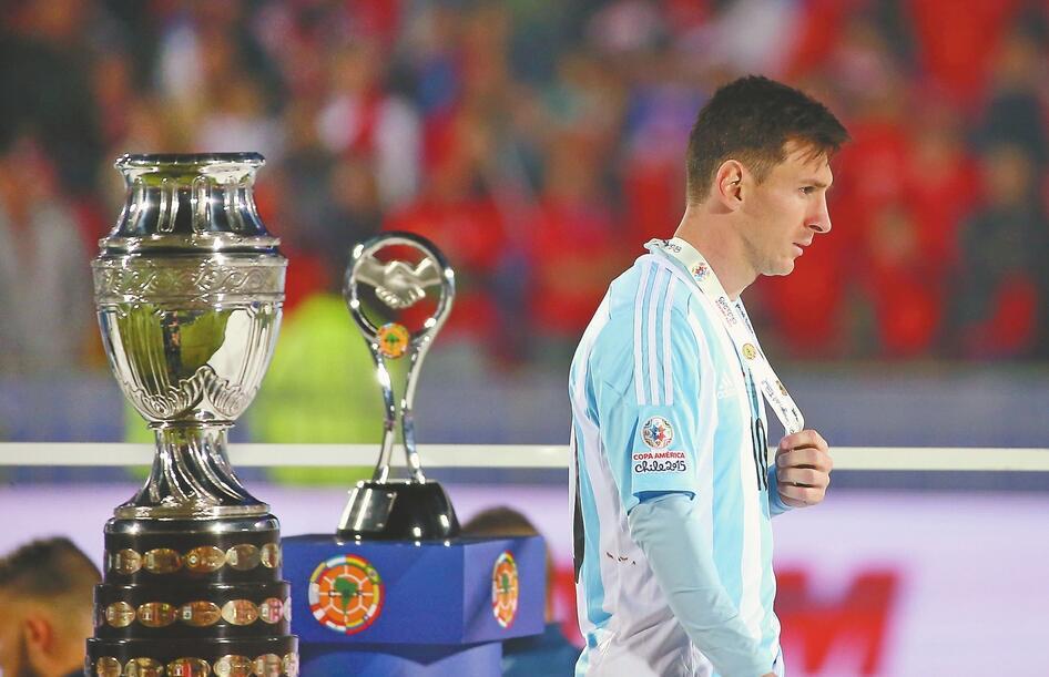 虽然天生要强但命中注定要黄?阿根廷输给冠亚军 悲情梅西总是没戏