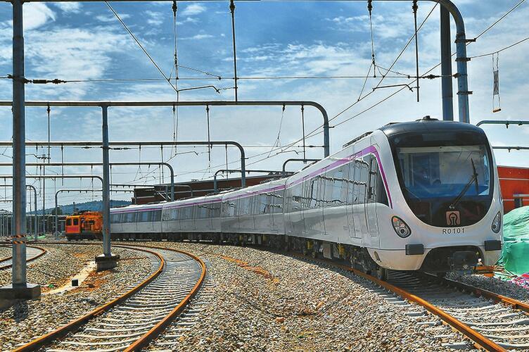 2035年济南轨交线网预计达500公里