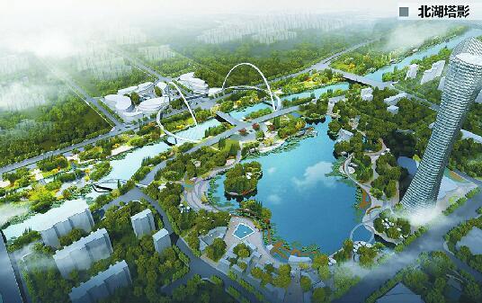 清河生态景观带概念规划方案公开征求意见建议 夏雨荷,小清河畔暂住考虑一下?