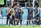 新一代三人组带法兰西挺进决赛 法式铁三角