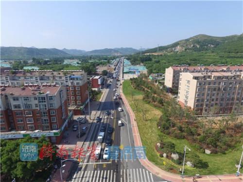 济南城管看城市提升新变化 走进历城区