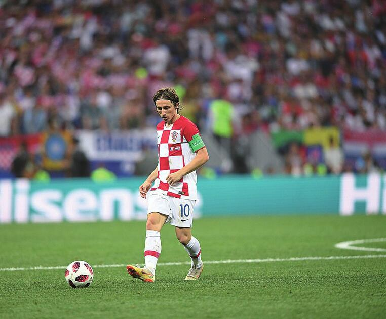 冠军属于法国!世界杯属于克罗地亚!