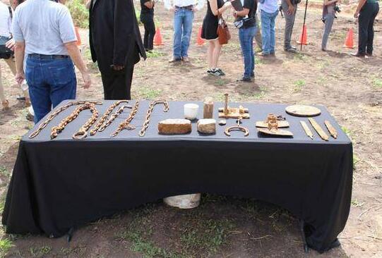 美国:工地挖出近百疑似黑奴遗骸 疑似百年前黑奴囚犯遗骸