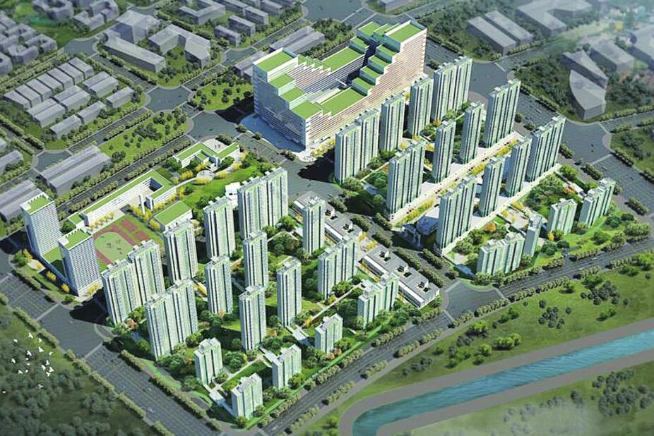 180亿元助力济南国际医学科学中心土地熟化 八类重点项目年内开工