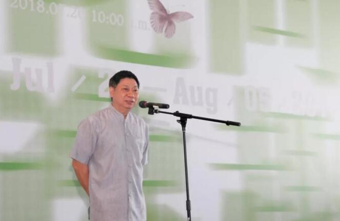 """""""花间逸趣·当代花鸟画系列展""""于山东美术馆隆重开幕"""