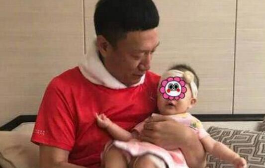 孙红雷曝女儿正面 孙红雷女儿生...