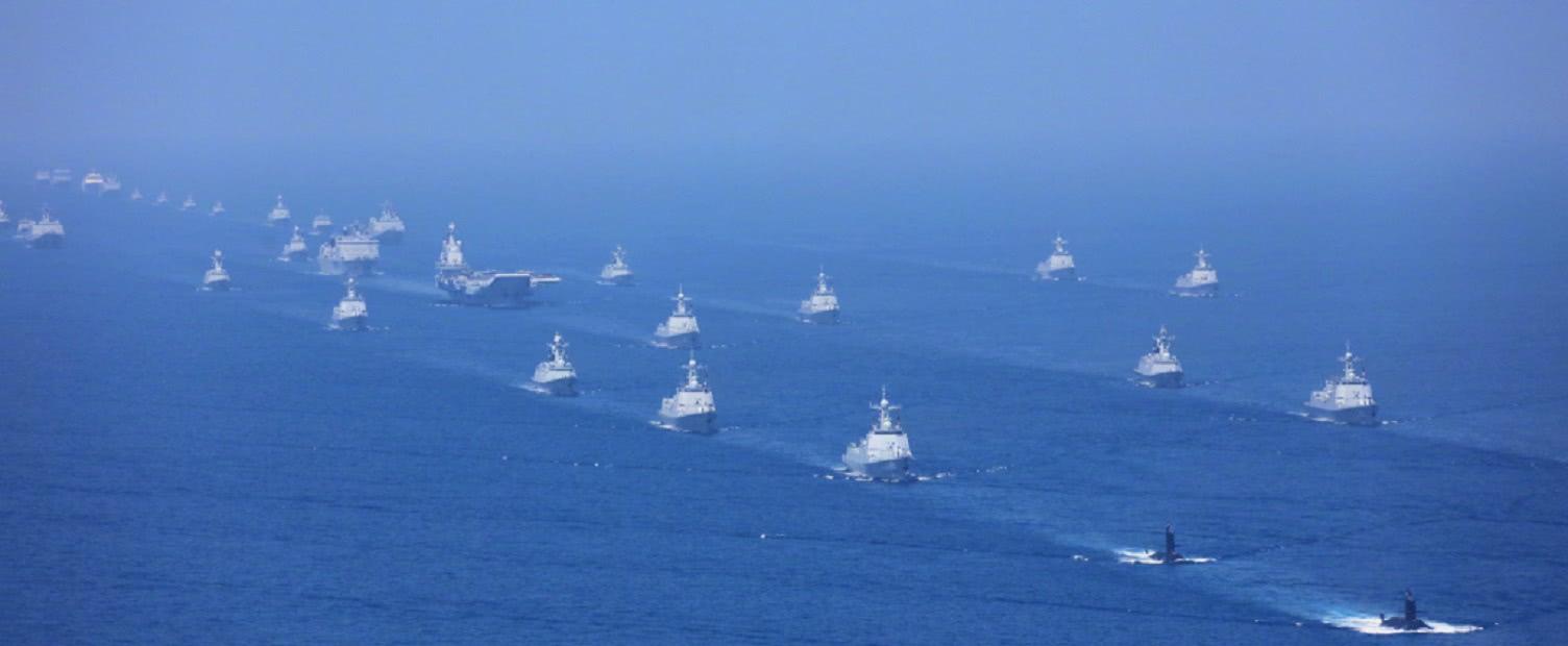 【不负领袖重托 矢志强军】海军海口舰:忠实捍卫海疆 铸就深蓝利剑