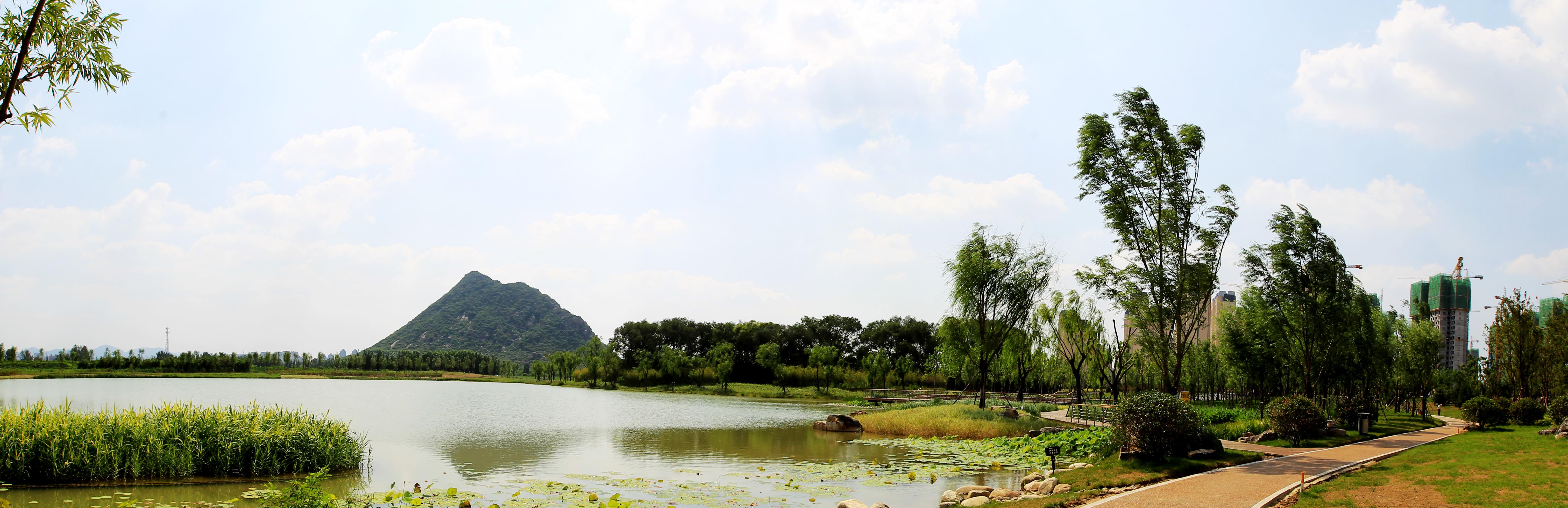华山湿地公园