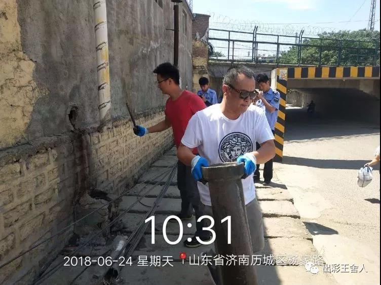 王舍人街道深入开展整治黑臭水体专项行动