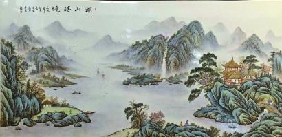 当代官窑瓷器再秀艺博会