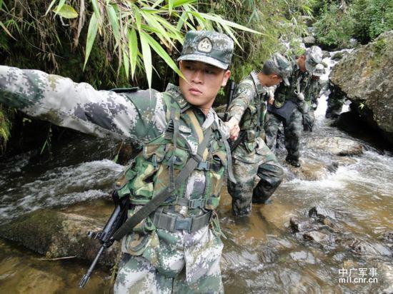 【我和部队的不解之缘】向边疆兵士致敬!他们用芳华和生命守护故国边疆每一寸河山