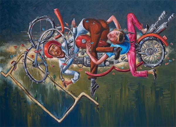 再读中国的毕加索——农民画家熊庆华
