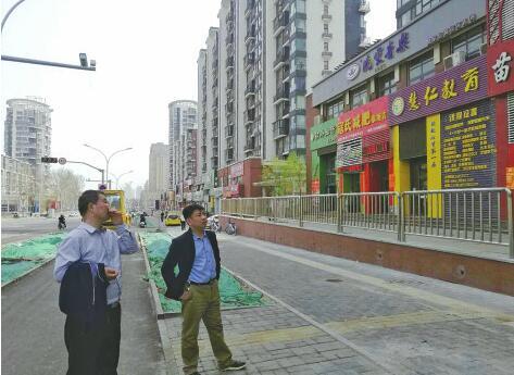 网红济南变脸记 半年拆除提升广告牌匾21719处面积近49万平方米