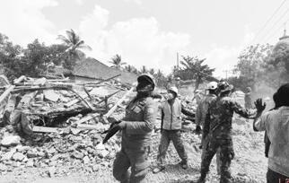 四分之一米!龙目岛被地震抬高 如此强震背后详情及原因如何