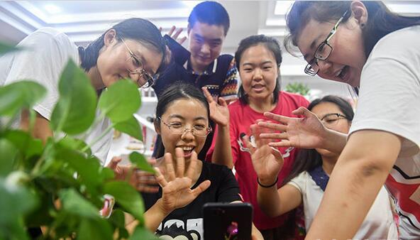 黏豆包唤醒创业梦 37名东北女大学生返乡创业的故事