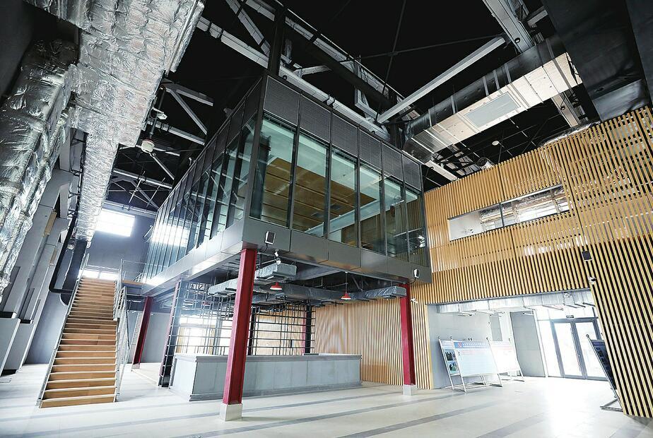 CBD文化服务中心竣工交付 老厂房赋予新活力树立济南市工业遗产保护标杆