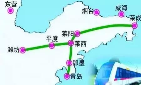 山东6条新高铁项目将开工!涉及雄商高铁、京沪高铁第二通道…