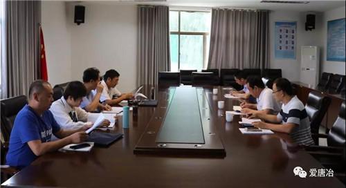 历城区产权制度改革督导组到唐冶街道督导清产核资工作