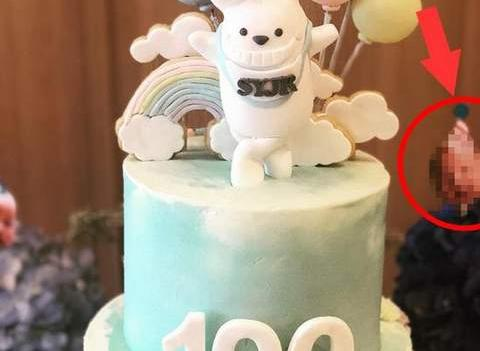 Happy 100 Days!余文乐急删照...