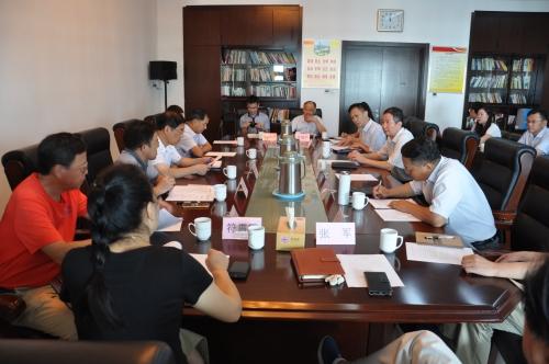 济南市文广新局与湘西州文广新局确定文化协作计划