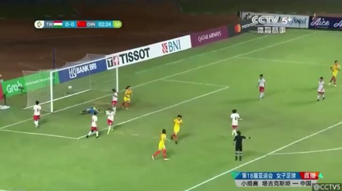 恐怖碾压!女足16球大胜 末轮对阵朝鲜争夺小组头名