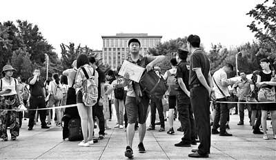 清华大学2018级新生报到 15岁学生考入丘成桐数学班