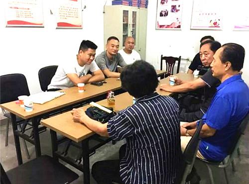 有问题我们一起来坐下来——海蔚社区民主协商平台发挥积极作用