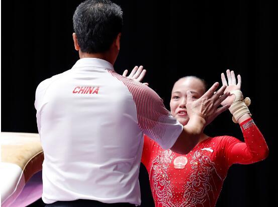 亚运会体操项目落幕 中国体育代表团揽获8枚金牌