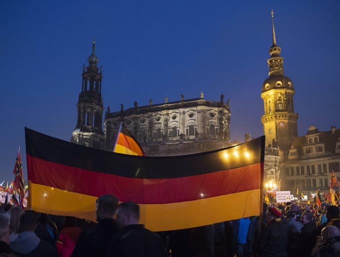 """高喊""""我们是人民""""!德国极右暴力事件 所谓的Pegida是什么来头?"""